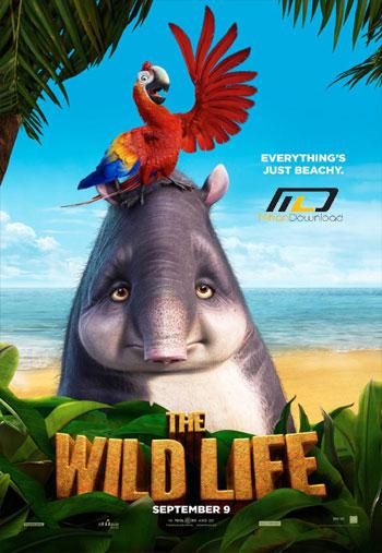 wild life دانلود انیمیشن حیات وحش  ۲۰۱۶ The Wild Life