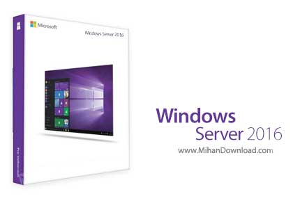 windows server 2016 دانلود Windows Server 2016 سیستم عامل مایکروسافت ویندوز سرور 2016