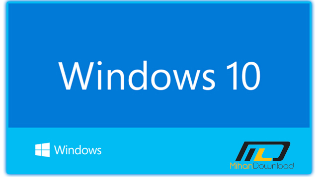 windows10 دانلود تمامی نسخه های ویندوز 10
