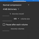 winrar photo3 150x150 دانلود برنامه RAR for Android v5.50 وینرار برای آندروید