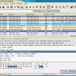 wireshark front screen full 150x150 دانلود Wireshark 2.0.5 Stable نرم افزار ضبط و بررسی داده های شبکه