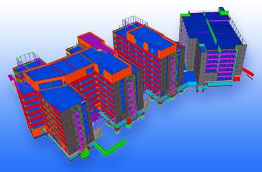 workflow دانلود نرم افزار طراحی سازه سه بعدی