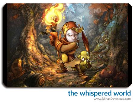 world دانلود بازی The whispered world برای کامپیوتر