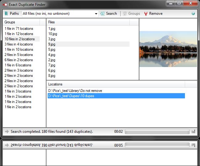 yQQL4tAnAfKA0IqfoVPNhIamkDDnLHMk دانلود Exact Duplicate Finder 0.9.7.20 Final portable نرم افزار شناسایی و حذف فایل های تکراری