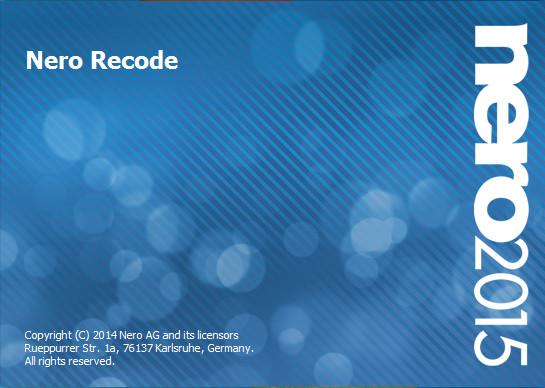 yYw0EZJJOAFj0NLwZSDajrVLNZwwOV1m دانلود Nero Recode 2015 16.0.15000 Portable نرم افزار مبدل ویدئویی