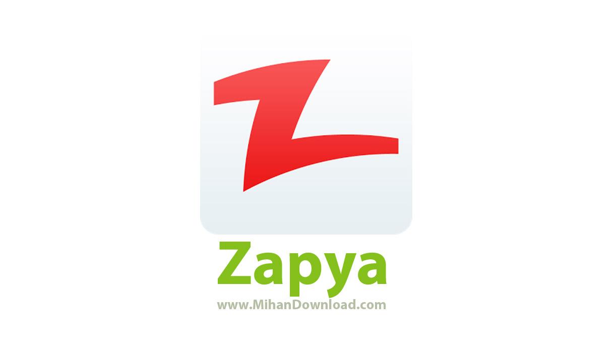 zapya icon دانلود نرم افزار زاپیا برای آندروید + نسخه ویندوز