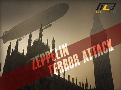 zeppelin terror attack vi دانلود مستند PBS – NOVA: Zeppelin Terror Attack 2014