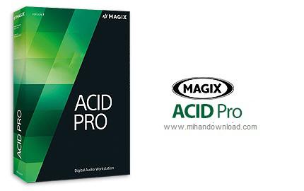 MAGIX ACID Pro v7.0.Build746