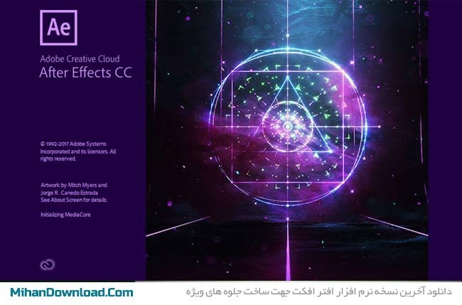 دانلود Adobe After Effects CC 2018 v15.1.2.69 x64