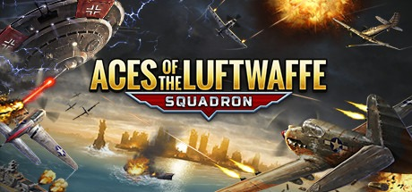 Aces of the Luftwaffe Squadron 1 - دانلود بازی Aces of the Luftwaffe: Squadron برای کامپیوتر