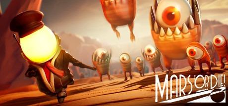 Mars or Die 1 - دانلود بازی مریخ یا مرگ برای کامپیوتر