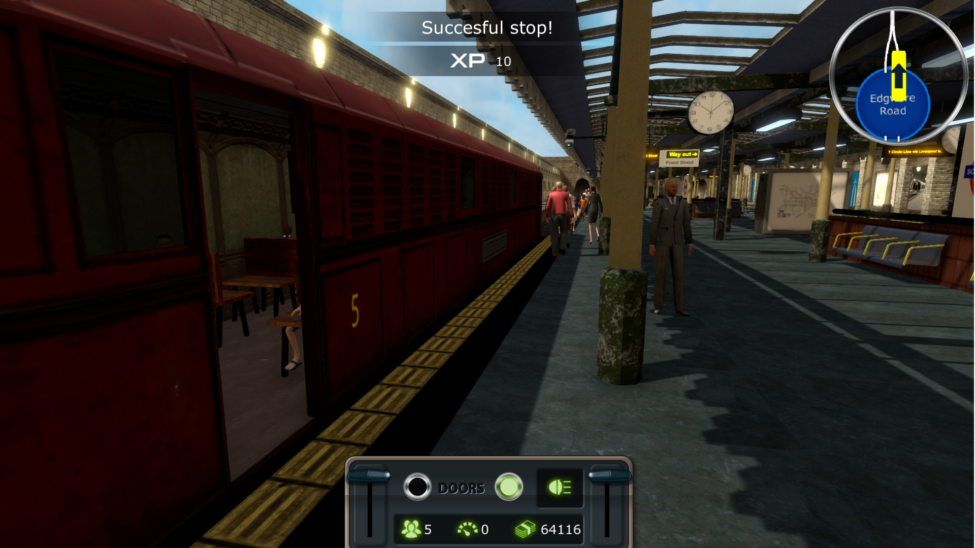 London Underground Simulator for Android - APK Download