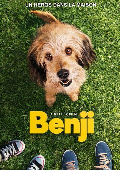 Benji 2018 1 - دانلود فیلم بنجی با دوبله فارسی