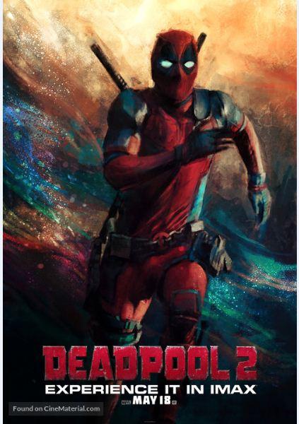 Deadpool 2 1 - دانلود فیلم ددپول 2 با دوبله فارسی