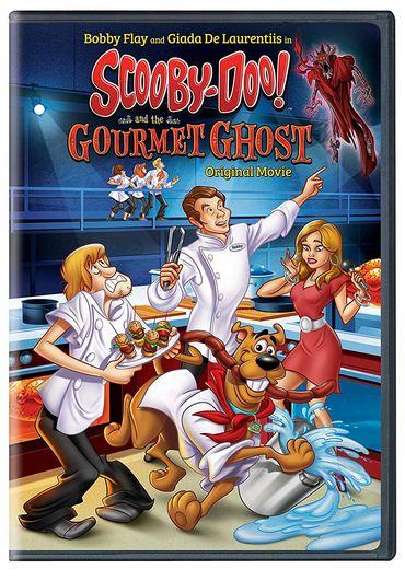 Scooby Doo and the Gourmet Ghost 2018 1 - دانلود انیمیشن اسکوبی دوو و شبح لذیذ