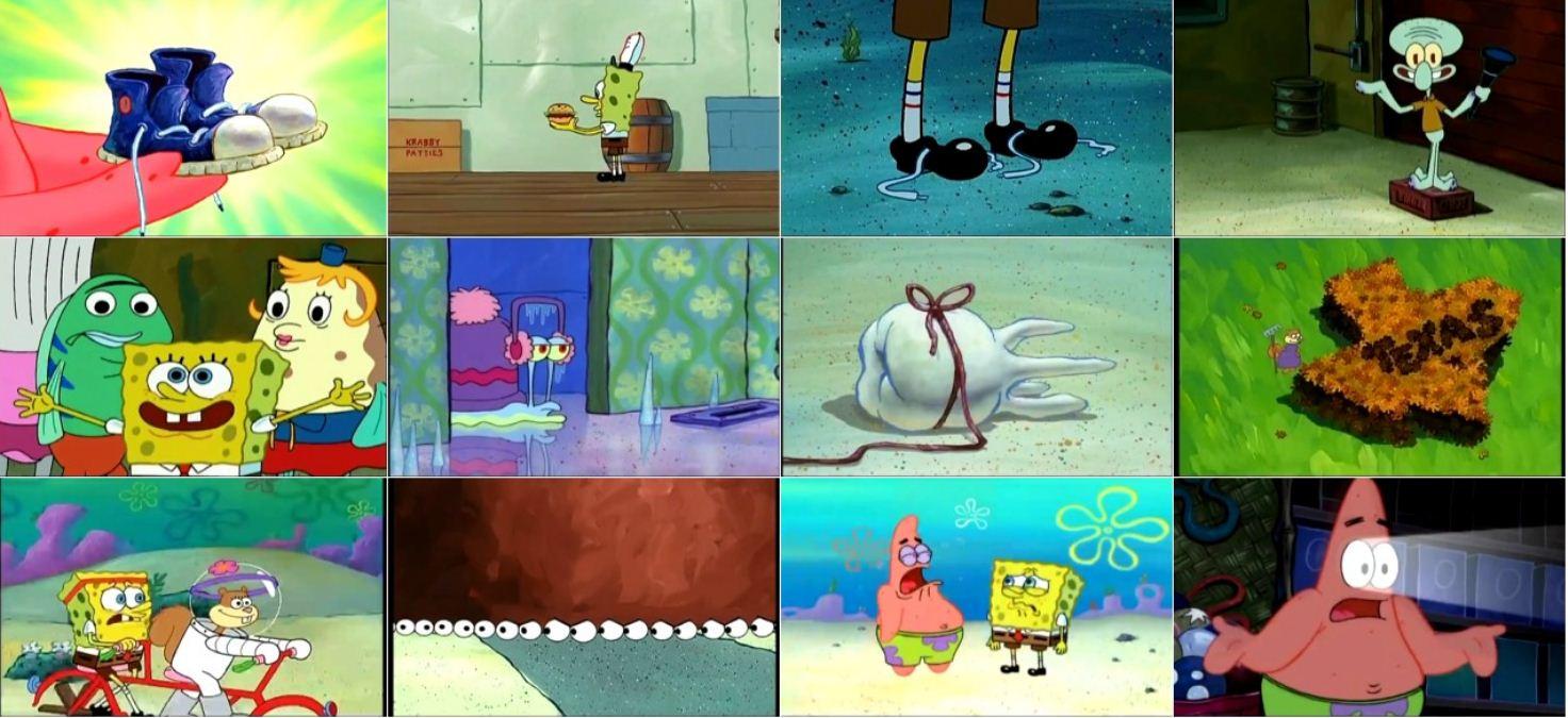 SpongeBob Boating School2 - دانلود انیمیشن باب اسفنجی مدرسه قایقرانی