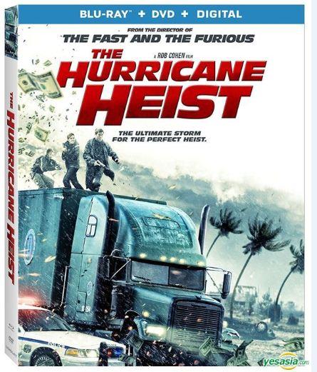 The Hurricane Heist 2018 1 دانلود دوبله فارسی فیلم دیدنی و جذاب The Hurricane Heist 2018