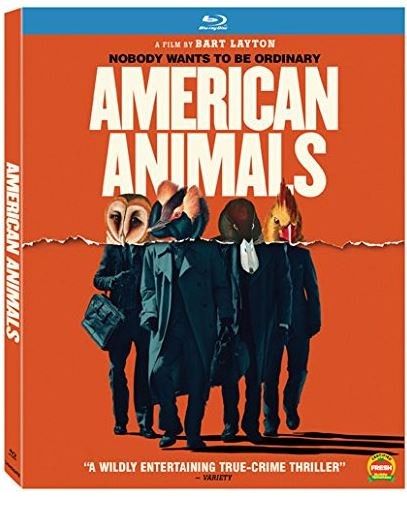 American Animals 2018 1 دانلود دوبله فارسی فیلم دیدنی و جذاب حیوانات آمریکایی