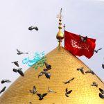عکس محرم - ضریح امام حسین