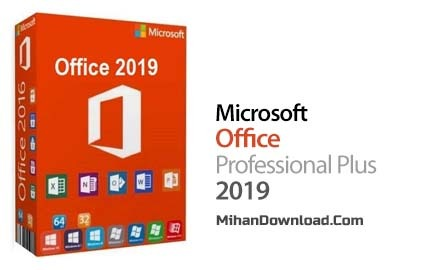 دانلود Microsoft Office 2019 Professional Plus RTM x86/x64