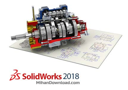 دانلود SolidWorks 2018 SP5.0