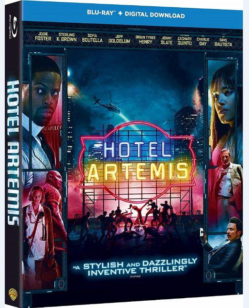 Hotel Artemis 2018 1 دانلود دوبله فارسی فیلم دیدنی و جذاب Hotel Artemis 2018
