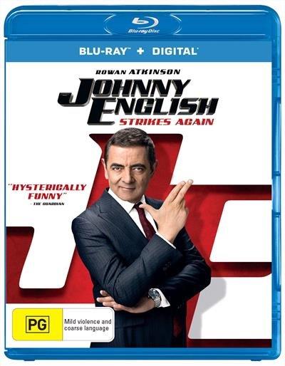 Johnny English Strikes Again 2018 1 دانلود فیلم دیدنی و جذاب Johnny English Strikes Again 2018
