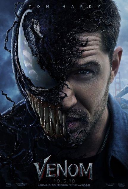 Venom 2018 1 دانلود دوبله فارسی فیلم دیدنی و جذاب ونوم