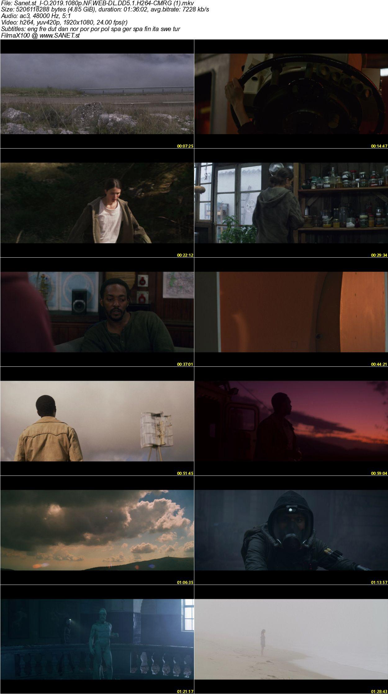 IO 2019 2 دانلود فیلم دیدنی و جذاب IO 2019