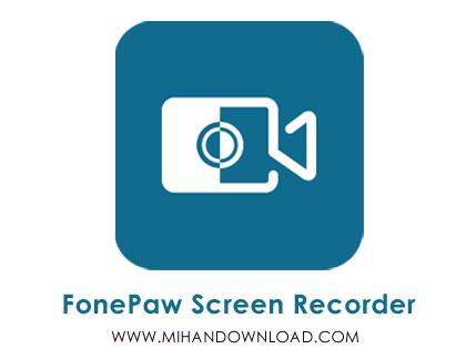 فیلم-برداری-از-محیط-دسکتاپ-fonepaw-screen-recorder