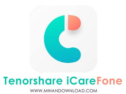 مدیریت-دستگاه-آیفون-آیپد--آیپاد-tenorshare-icarefone