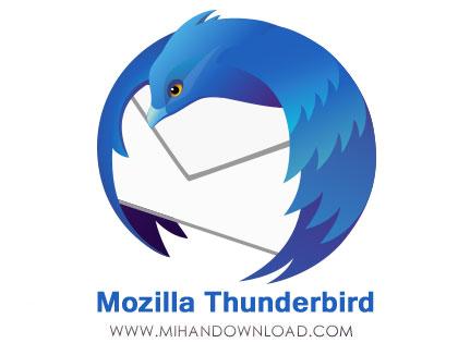 Mozilla-Thunderbird-دانلود-نرم-افزار
