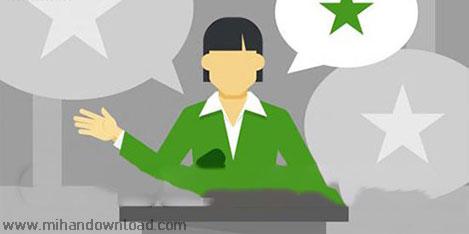 آموزش برقراری اعتبار به عنوان یک سخنران