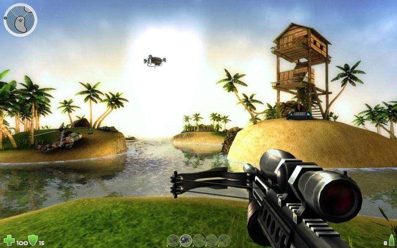 دانلود بازی UberStrike HD v4.3.4 - سیستم عامل Mac