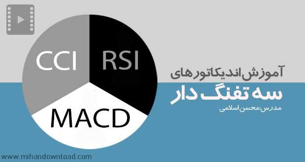 دانلود آموزش اندیکاتورهای کاربردی با محسن اسلامی