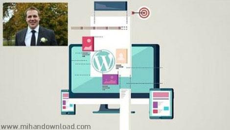 آموزش ساخت نمونه سایت وردپرس