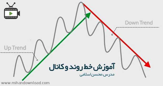 دانلود آموزش ترسیم خط روند و کانال با محسن اسلامی