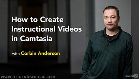 آموزش ساخت فیلم های آموزشی در Camtasia