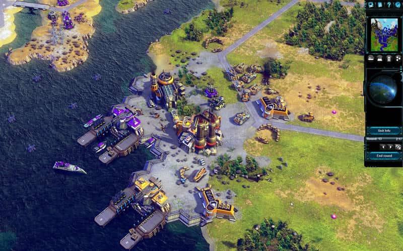 دانلود بازی Battle Worlds Kronos MAC - سیستم عامل Mac