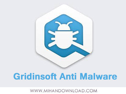 Gridinsoft-Anti-Malware-logo-دانلود-نرم-افزار