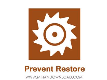 Prevent-Restore-دانلود-نرم-افزار