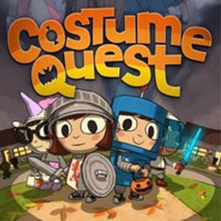 دانلود بازی Costume Quest - سیستم عامل Mac