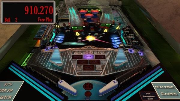 دانلود بازی Pinball Arcade MAC - سیستم عامل Mac