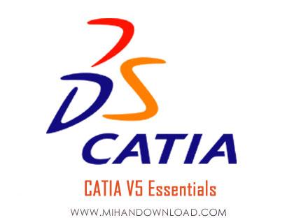 دوره-آموزشی-CATIA-V5-Essentials
