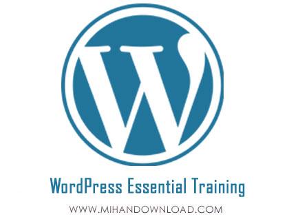 دوره-آموزشی-WordPress-Essential-Training