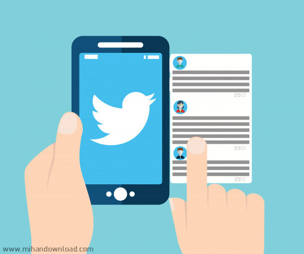 آموزش تجارت در شبکه اجتماعی توئیتر