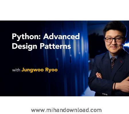 آموزش الگوهای طراحی پیشرفته پایتون