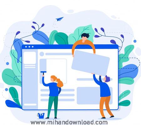 آموزش طراحی رابط کاربری نرم افزار موبایل