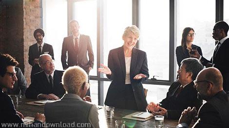 آموزش نحوه استفاده از رازهای شبکه های کسب و کار