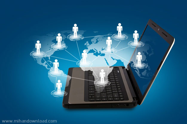 آموزش شبیه سازی شبکه و ذخیره